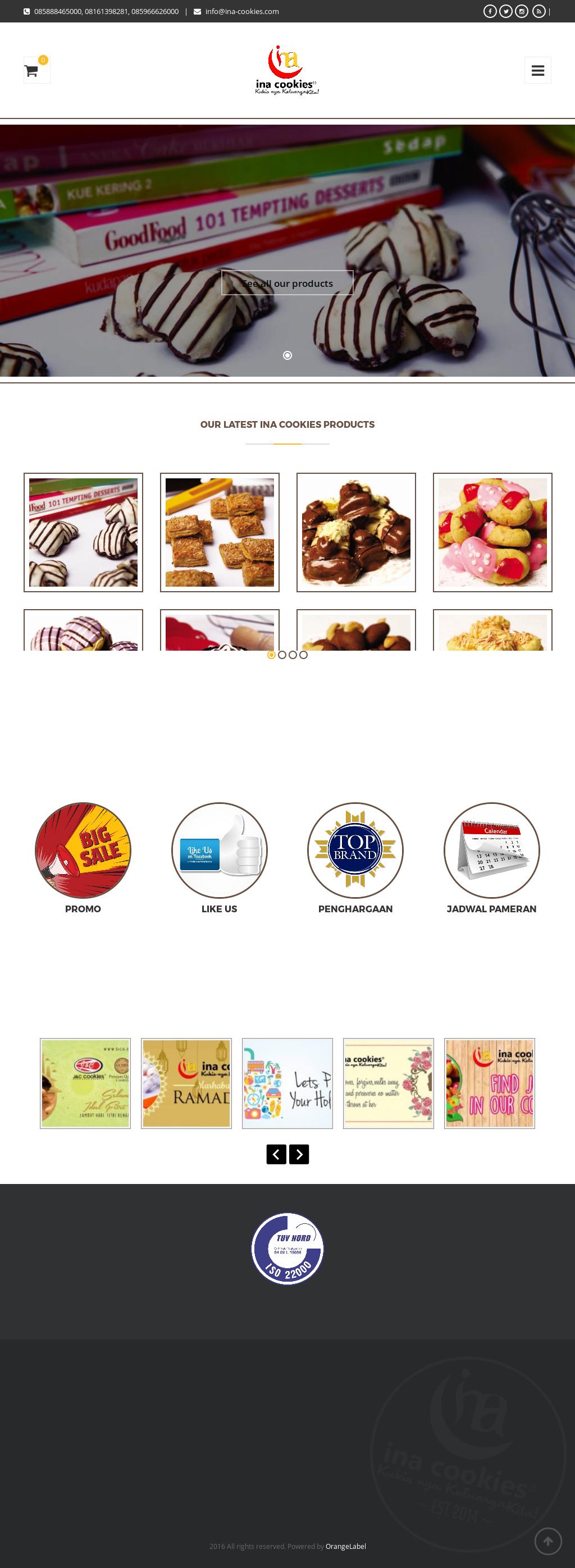 Jual Ina Cookies Terbaru 2018 Proton Exora Karpet Mobil Comfort Deluxe 12mm Car Mat Full Set Competitors Revenue And Employees Owler Company Profile Cookiess Website Screenshot On Jun 2017