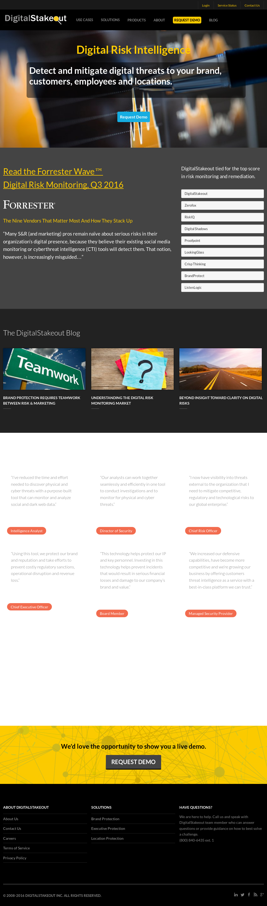 DigitalStakeout Competitors, Revenue and Employees - Owler Company