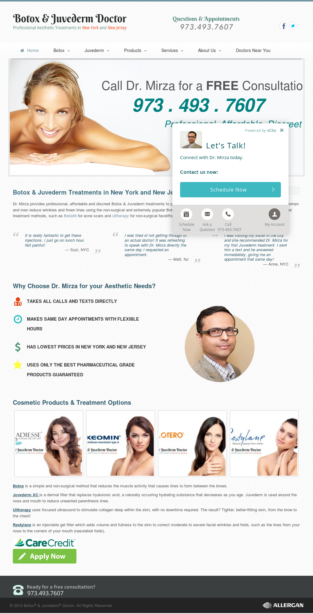 Botox Juvederm Doctor Competitors, Revenue and Employees