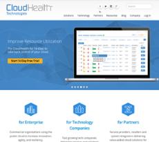 CloudHealth website history