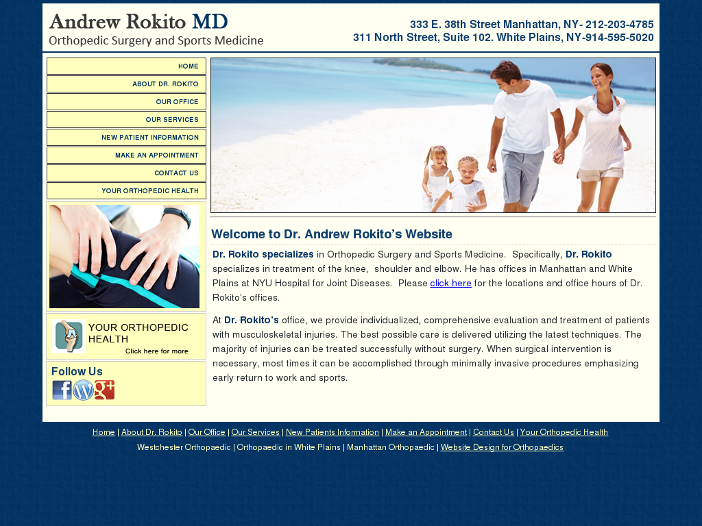 Dr  Andrew Rokito Md Competitors, Revenue and Employees