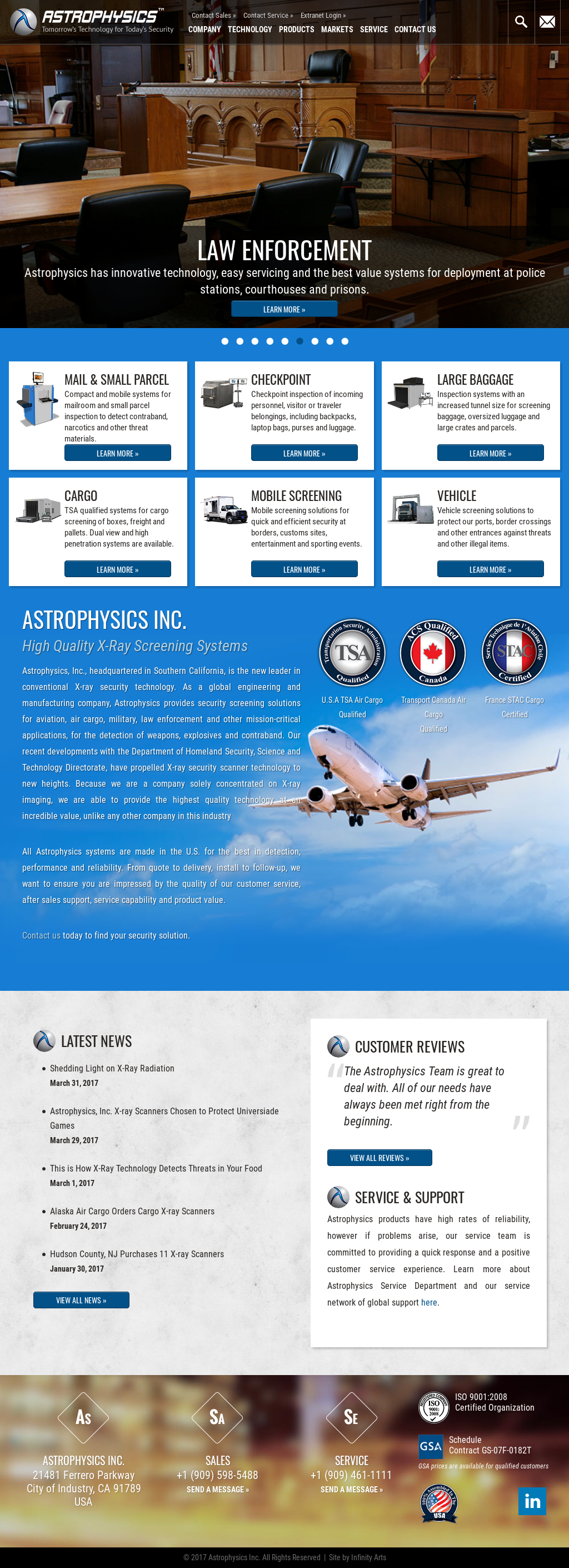 Astrophysics Competitors Revenue And Employees Owler