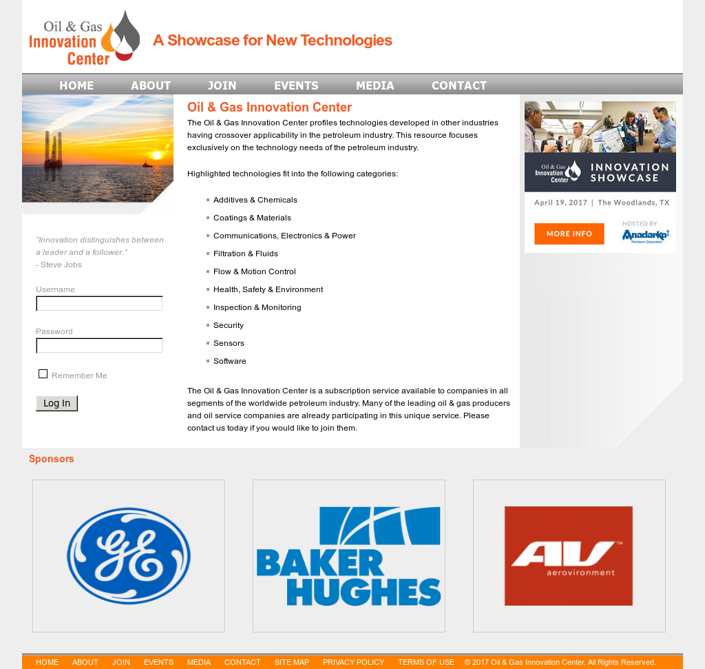 The Oil & Gas Innovation Center Competitors, Revenue and Employees