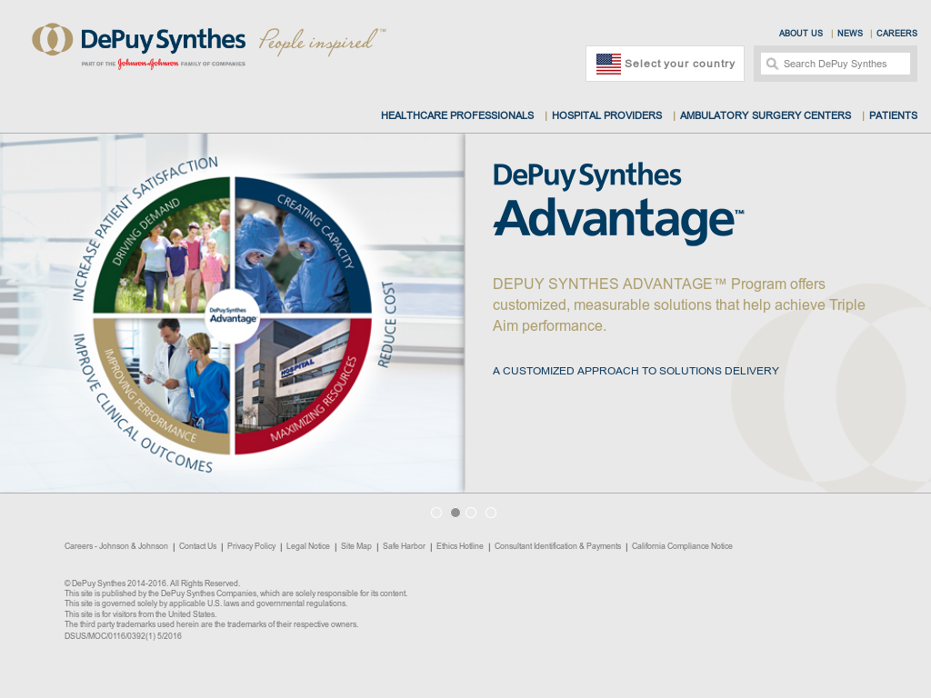 DePuy Synthes Competitors, Revenue and Employees - Owler