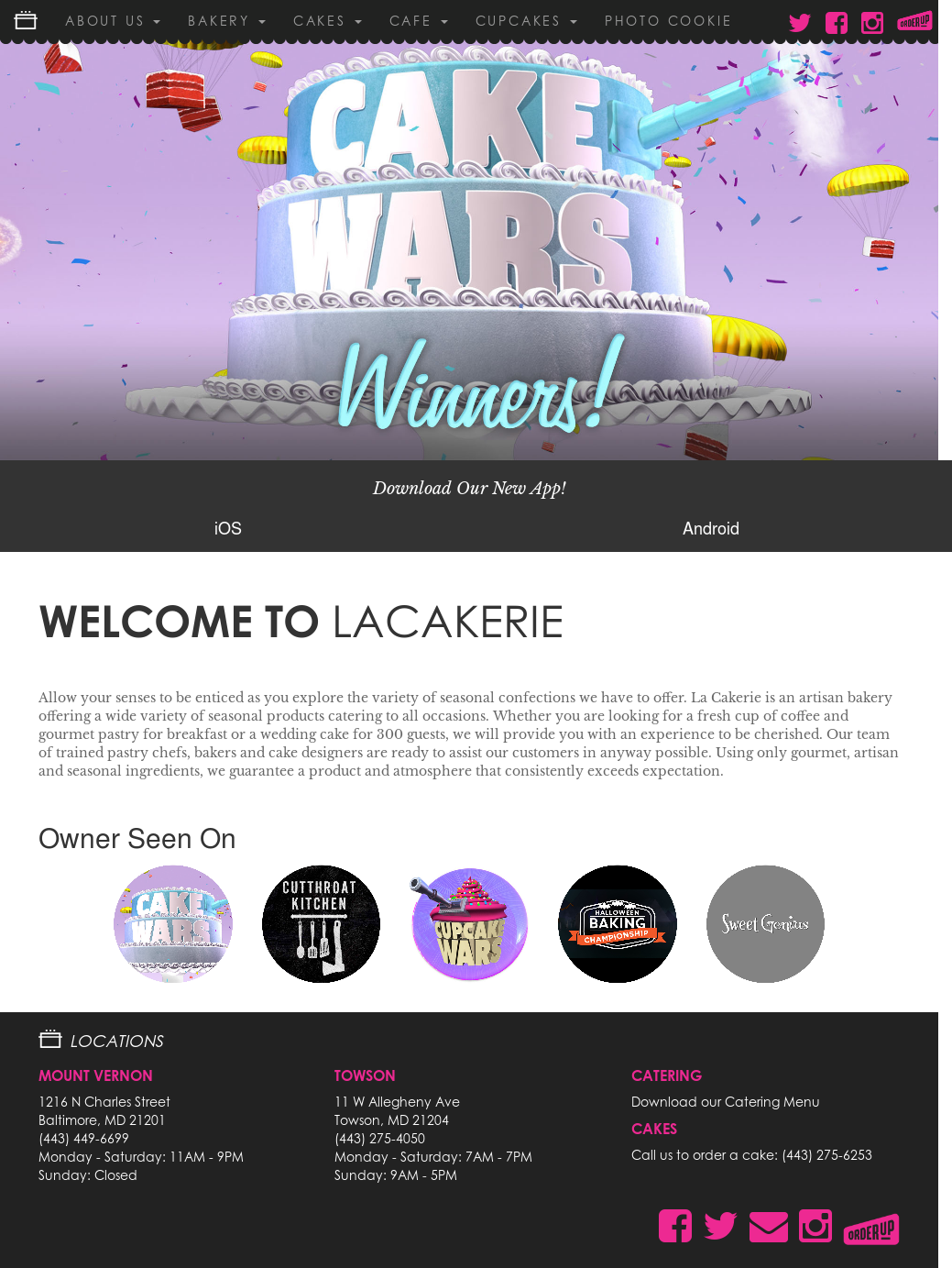 La Cakerie Competitors, Revenue and Employees - Owler Company Profile