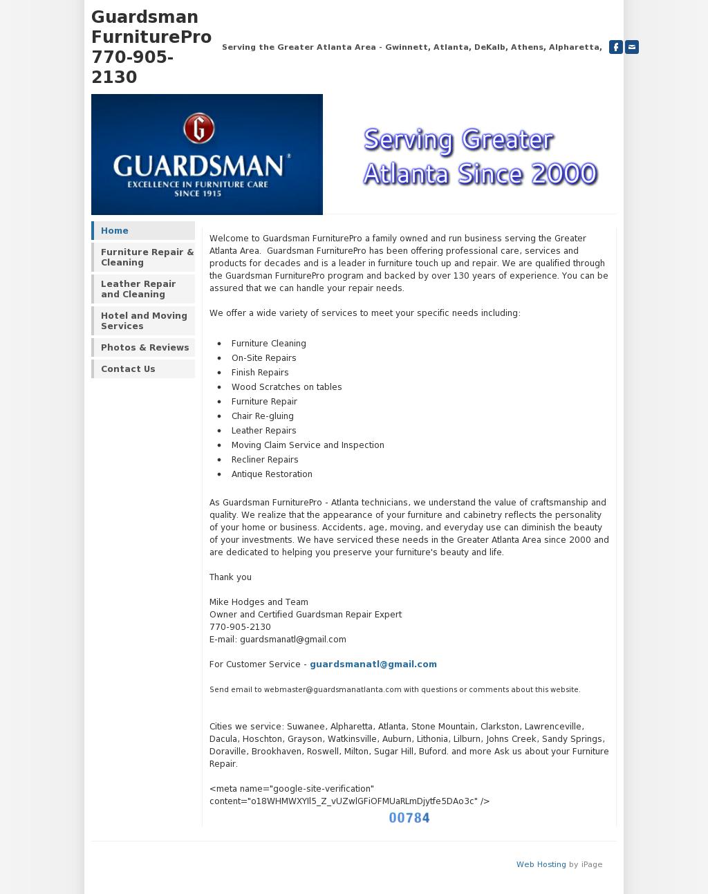 Guardsman Furniturepro Atlanta   Furniture Repair Competitors, Revenue And  Employees   Owler Company Profile