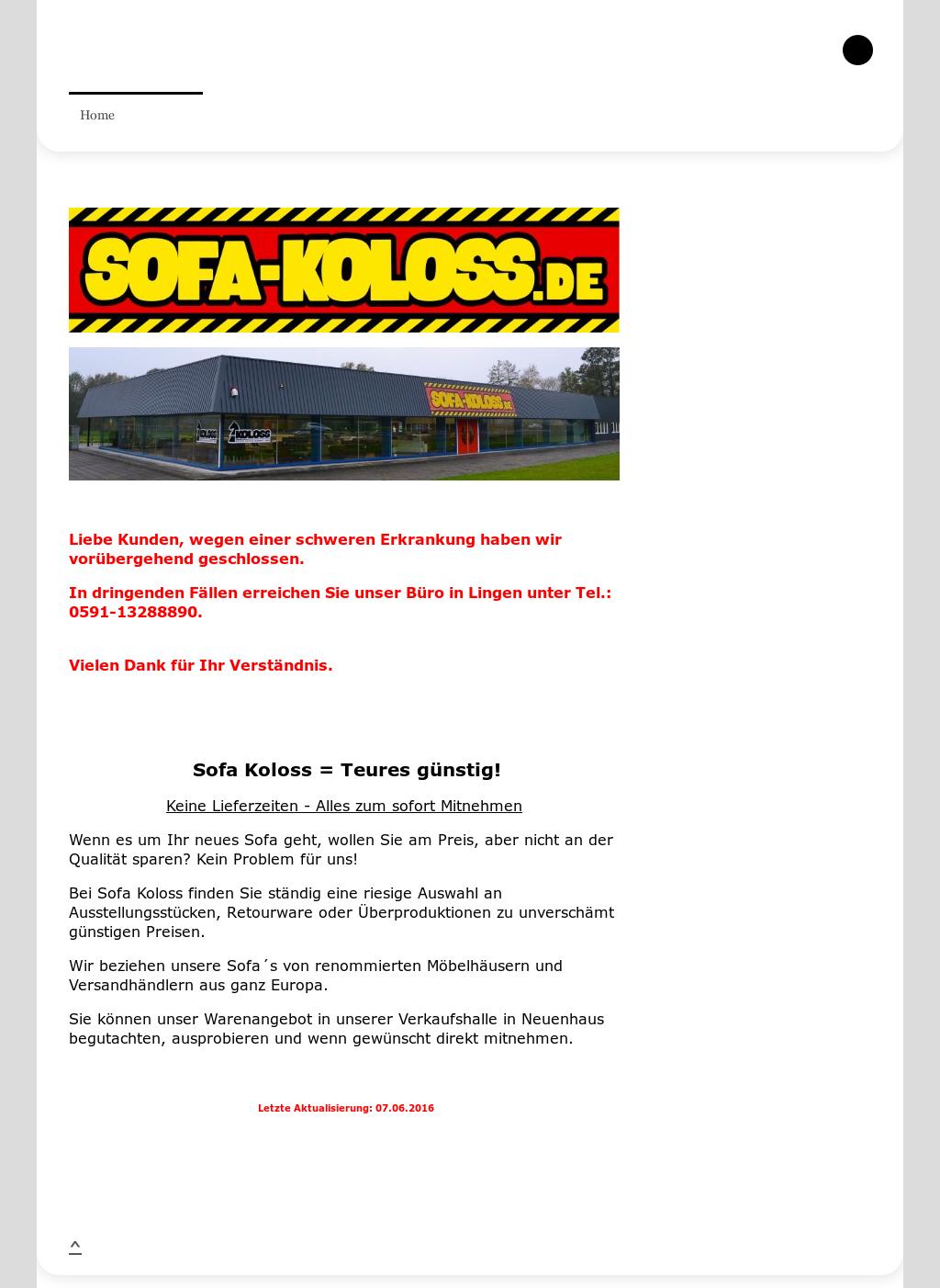 Sofa Koloss Competitors Revenue And Employees Owler Company Profile