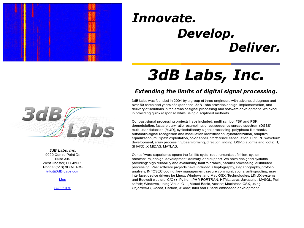 3dB Labs Competitors, Revenue and Employees - Owler Company
