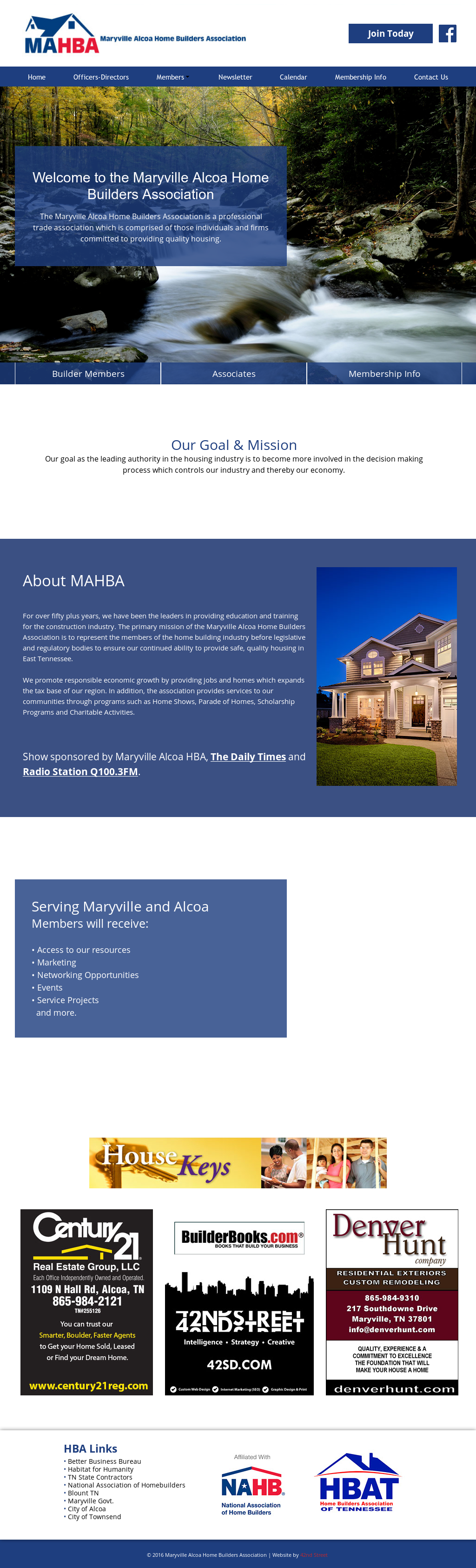 Maryville Alcoa Home Builders