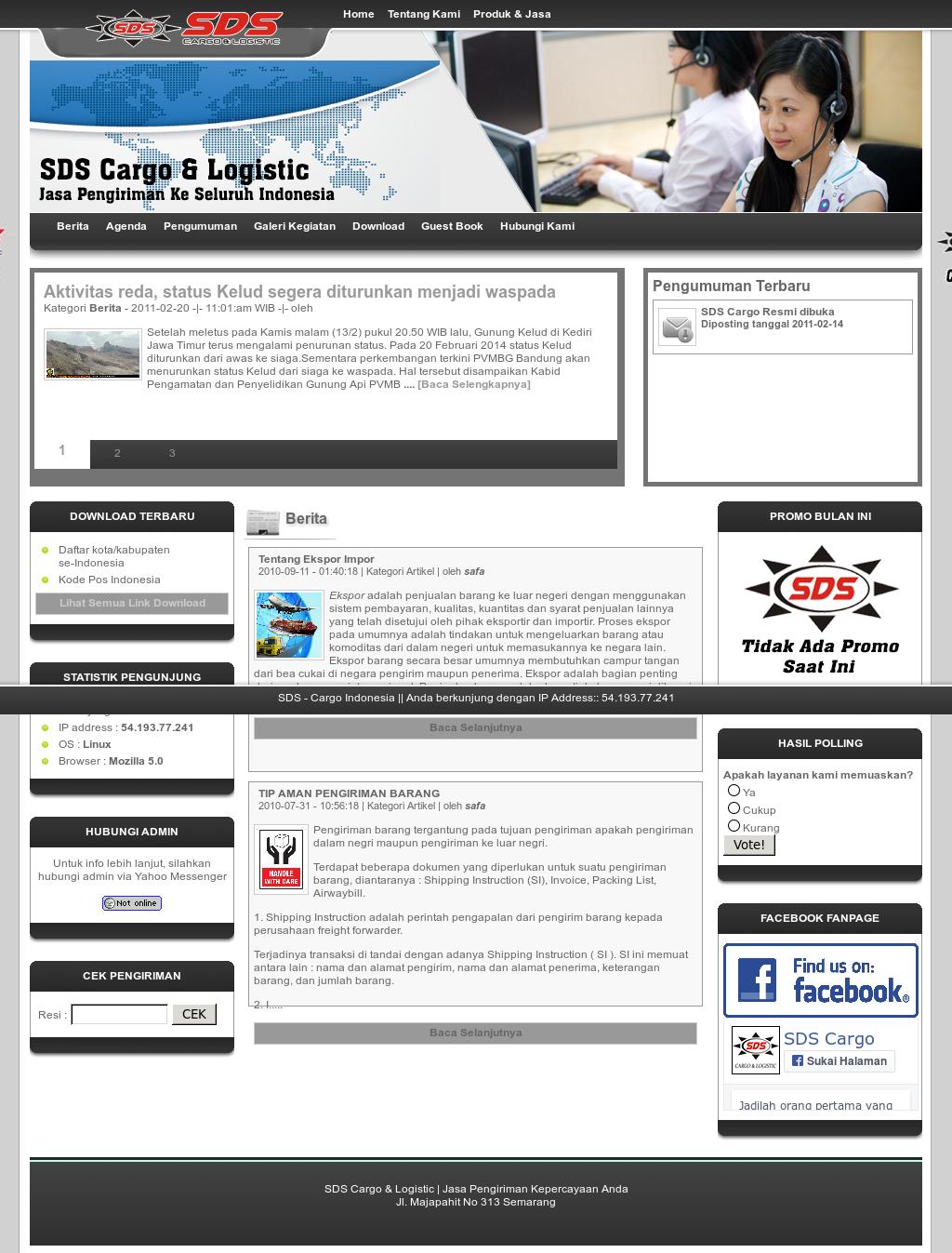Sds Cargo Competitors Revenue And Employees Owler Company Profile 1 Cek Status