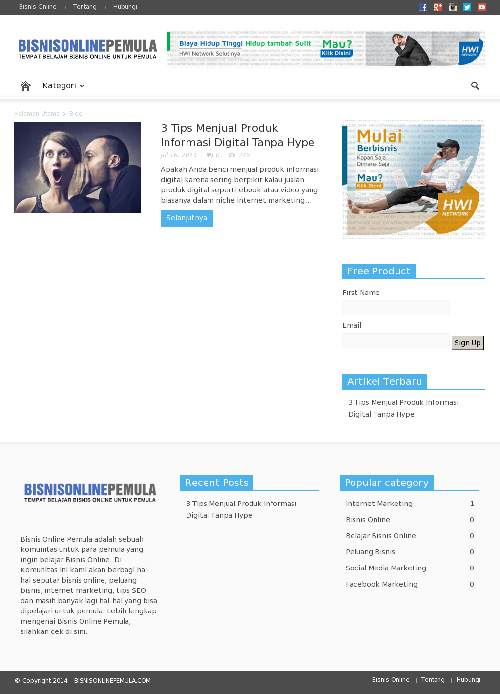 Bisnisonlinepemula Competitors Revenue And Employees