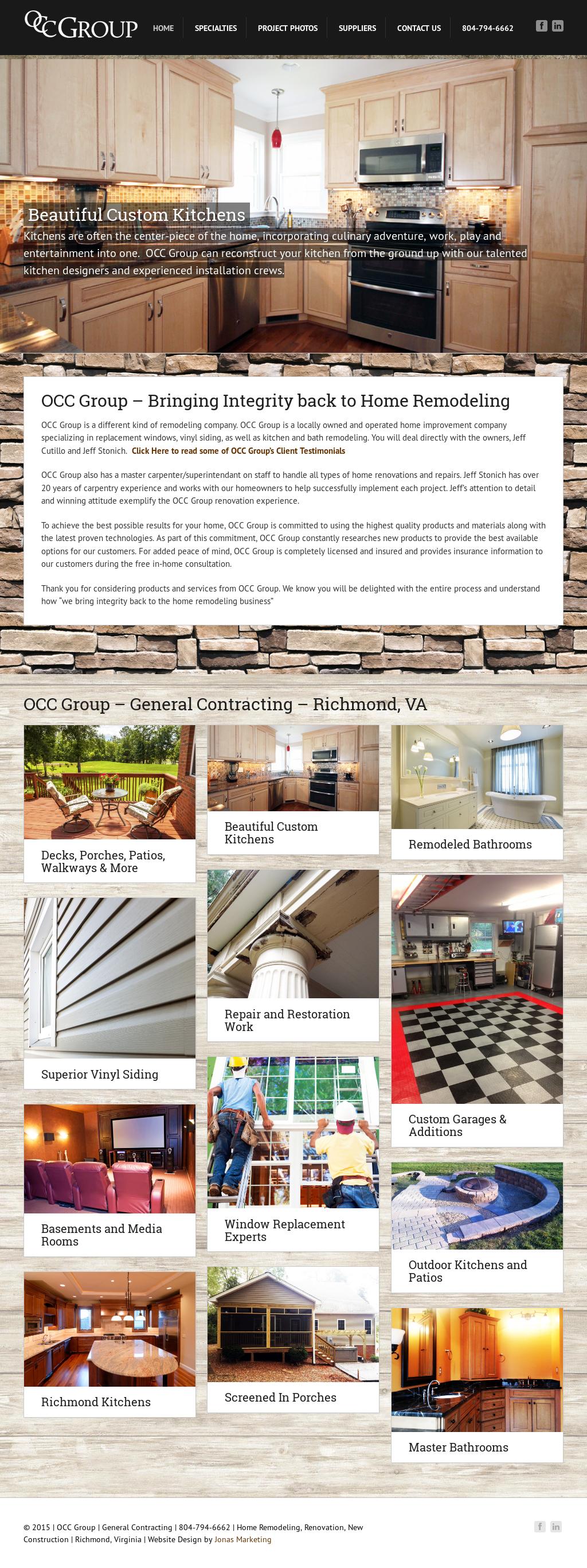 Occrichmond Competitors, Revenue and Employees - Owler Company Profile