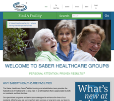Saber healthcare competitors revenue and employees owler company saber healthcare website history malvernweather Image collections