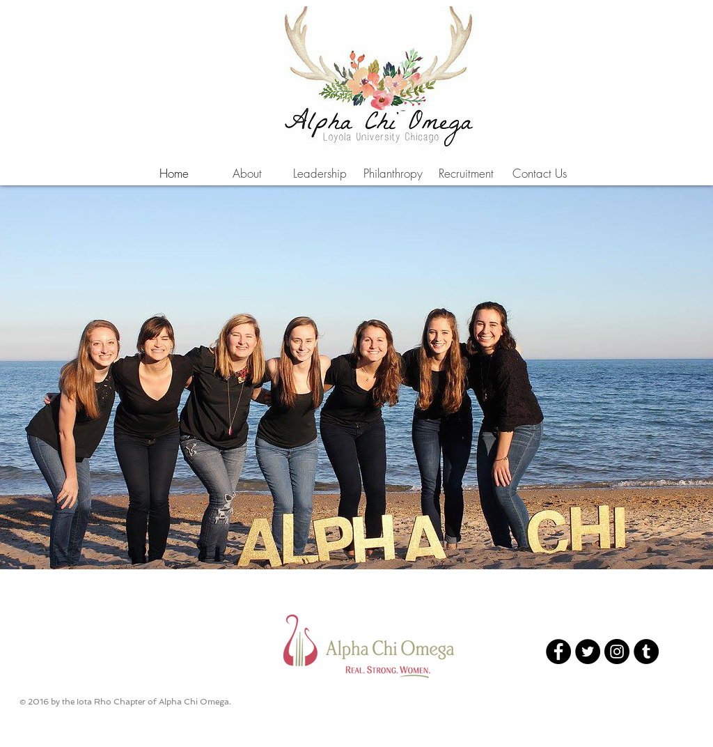 Alpha Chi Omega At Loyola University Chicago Competitors