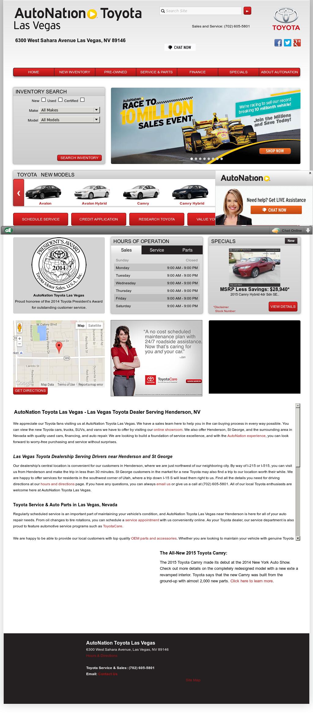 Superb Autonation Toyota Scion Las Vegas Competitors, Revenue And Employees    Owler Company Profile