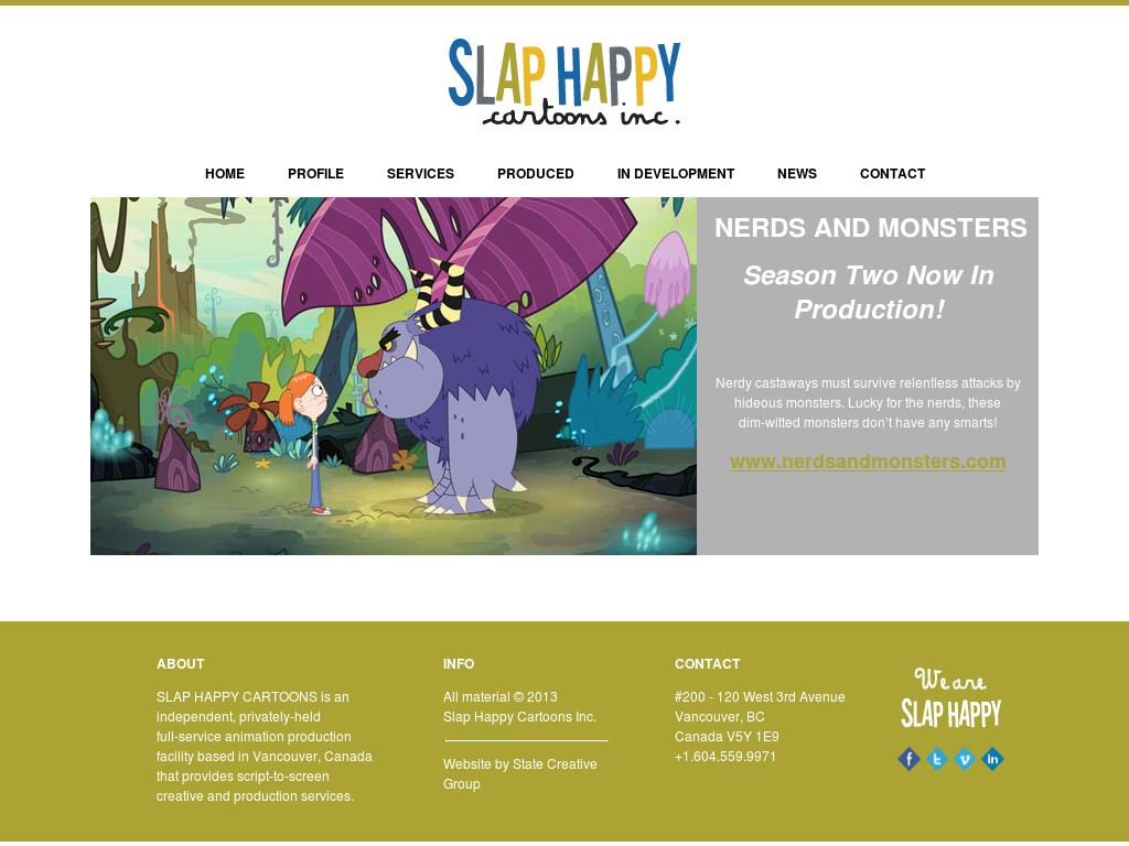 Slap Happy Cartoons Competitors Revenue And Employees Owler