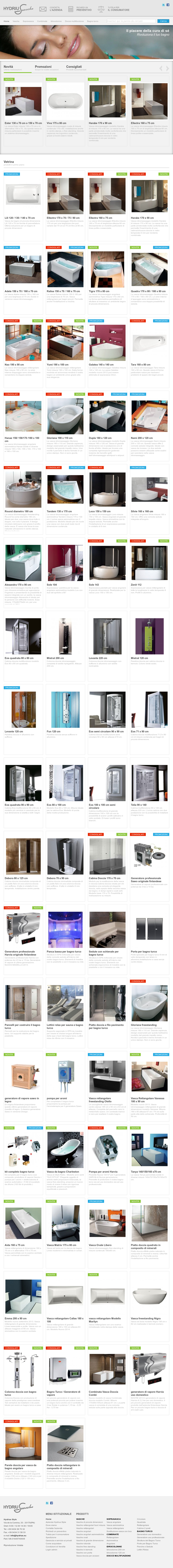 Casa Ideale Per 3 Persone hydrius vasche competitors, revenue and employees - owler