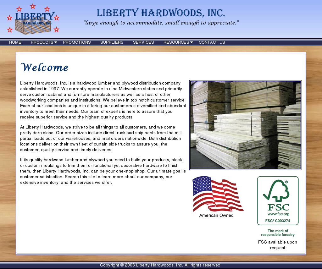 Liberty Hardwoods Competitors, Revenue and Employees - Owler Company
