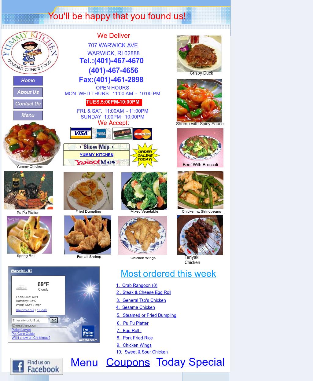 Nice Yummy Kitchen Warwick Images Gallery >> Chinese Restaurant Best ...