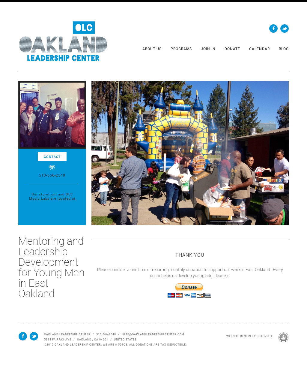 Oakland dating site