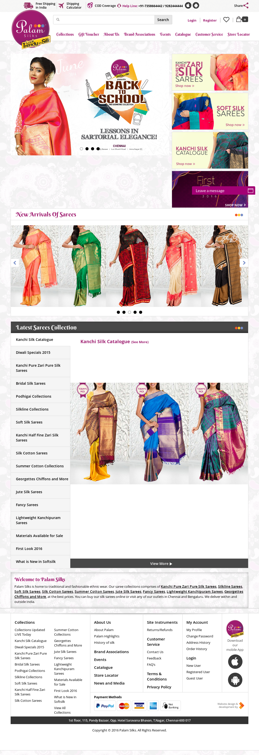 Sri Palam Silk Sarees Competitors, Revenue and Employees - Owler