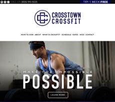 Crosstown crossfit