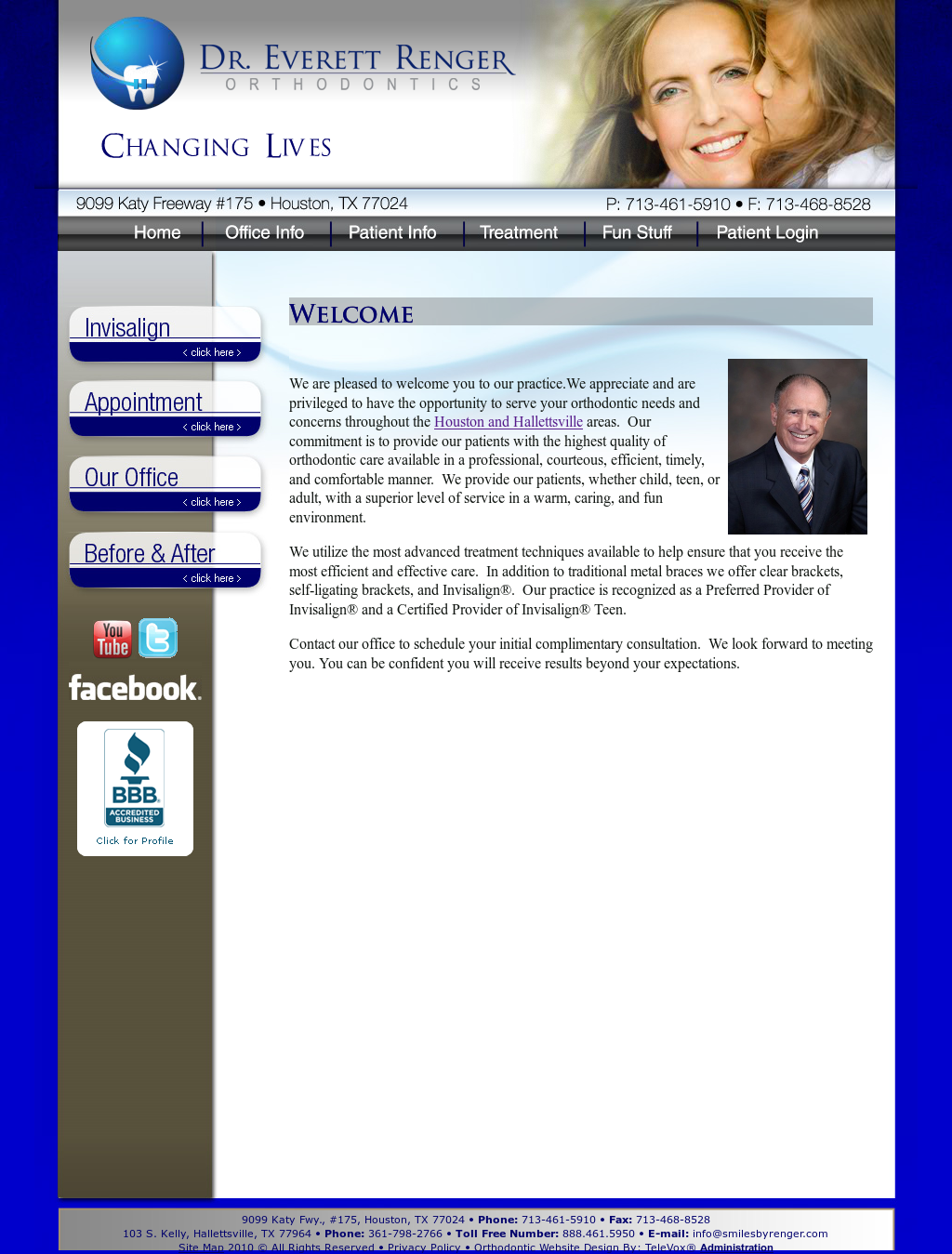 Dr  Renger Orthodontics Competitors, Revenue and Employees