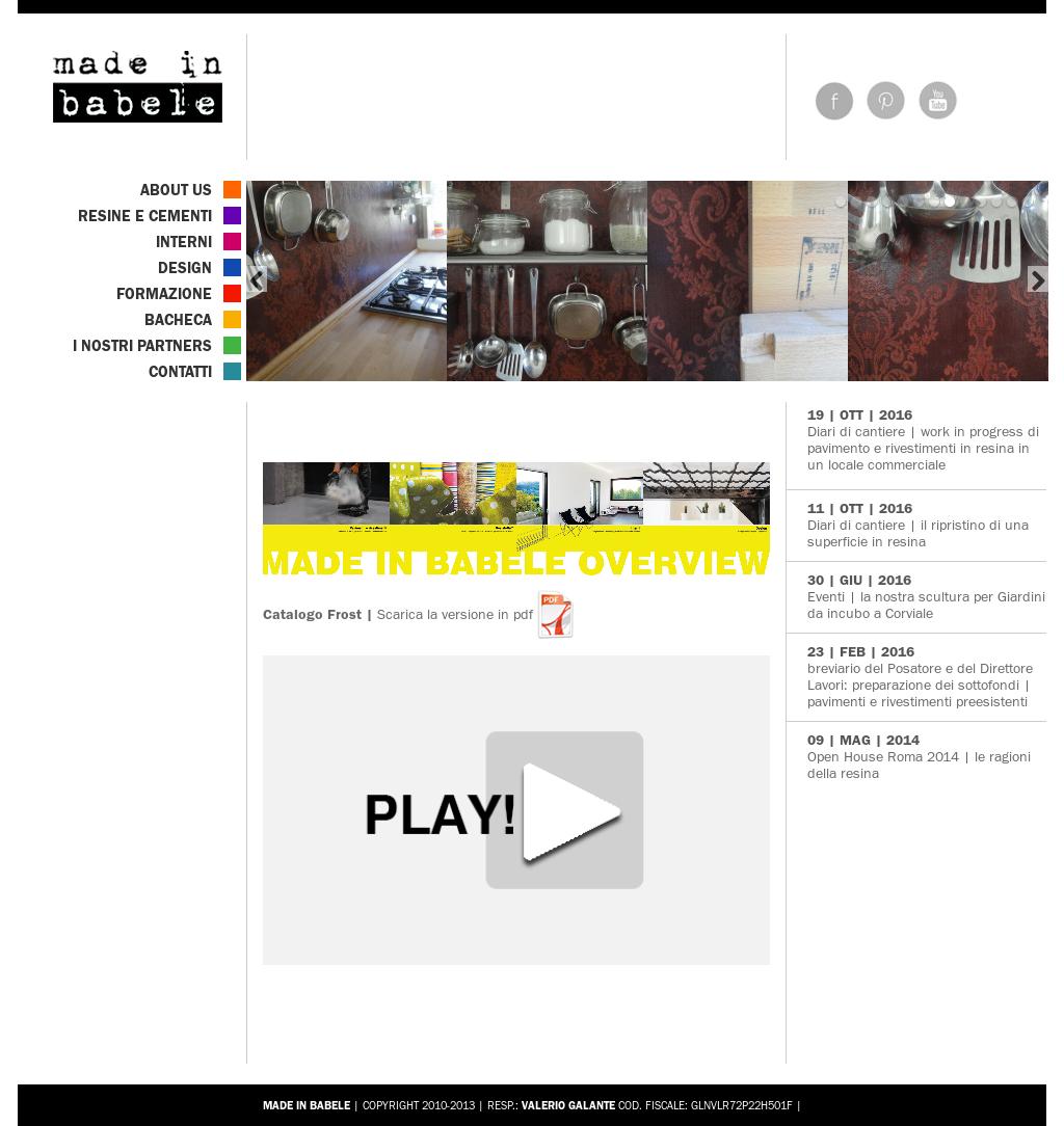 Giardini Da Incubo 2016 made in babele competitors, revenue and employees - owler