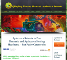 Qhispikay Kawsay Shamanic Ayahuasca Retreat Competitors
