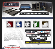 Rockland Custom Cabinets Website History