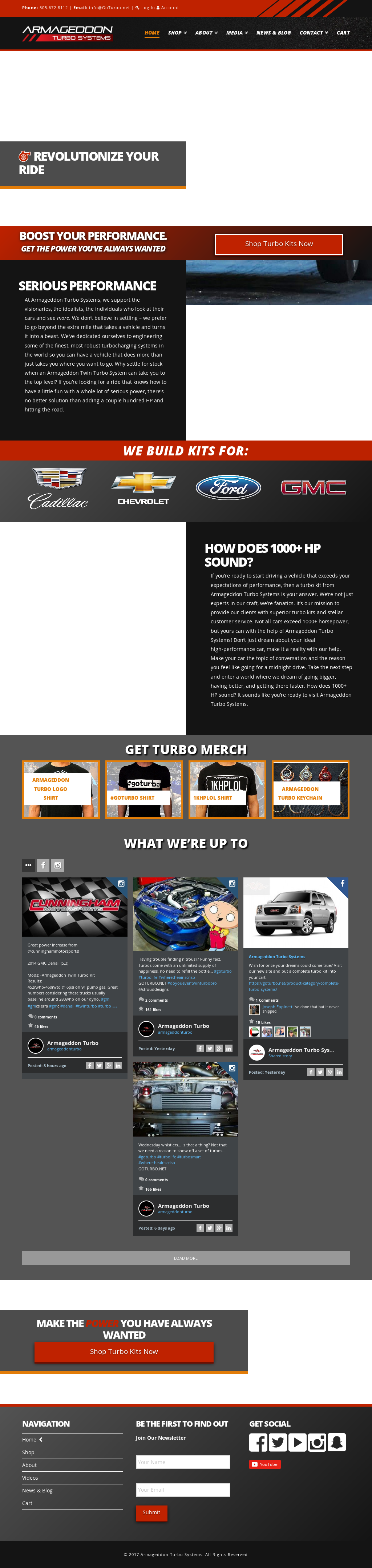 Armageddon Turbo Systems Competitors, Revenue and Employees