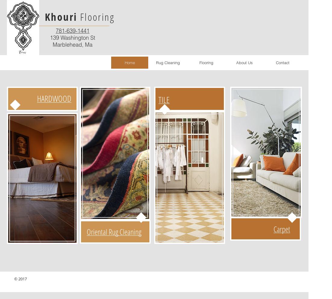 Khouri Flooring Competitors, Revenue