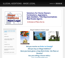 Illegal Additions Made Legal