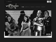 Vita Studio website history