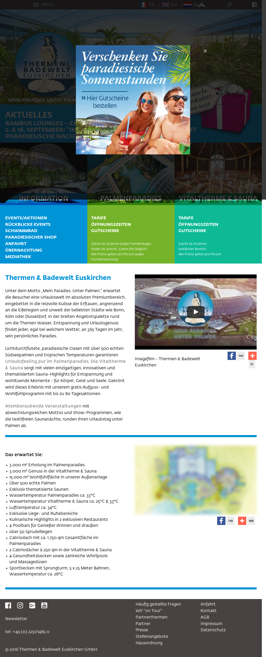 Thermen Badewelt Euskirchen Competitors Revenue And Employees