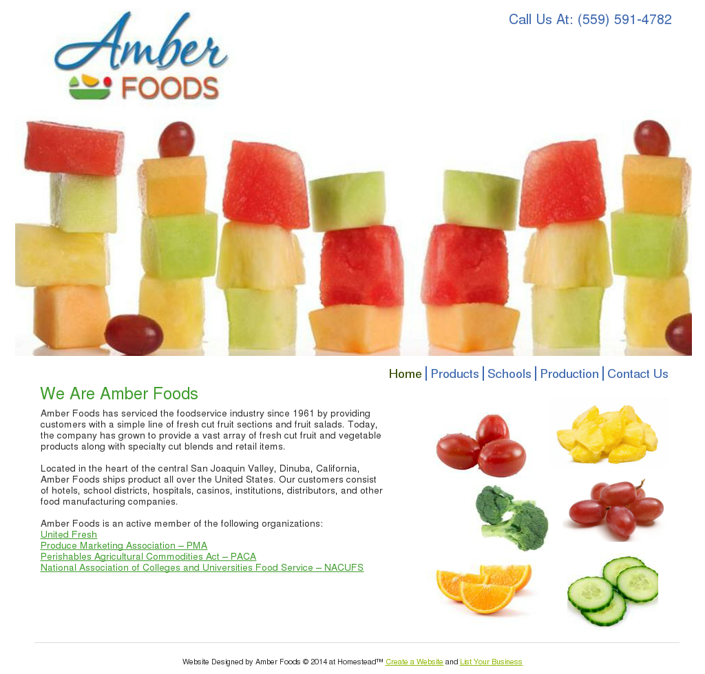Amber Foods Competitors, Revenue and Employees - Owler Company Profile