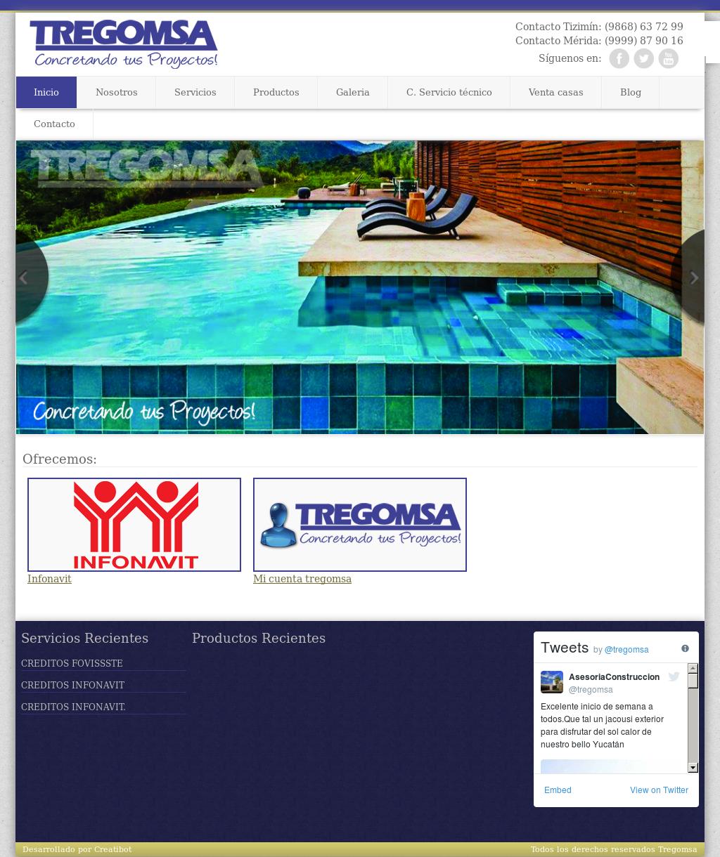 Tregomsa Asesoria Y Construccion Competitors, Revenue and Employees ...