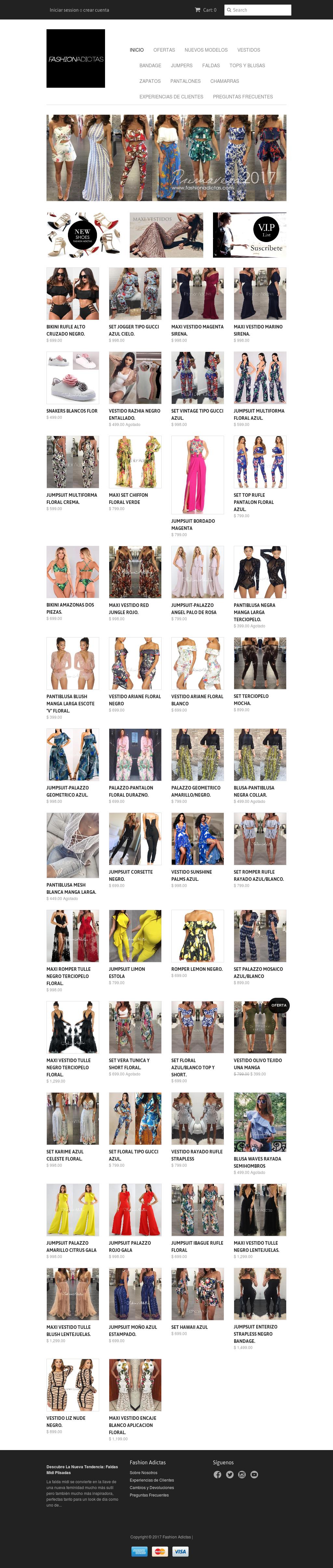 da268c956d Fashion Adictas Competitors