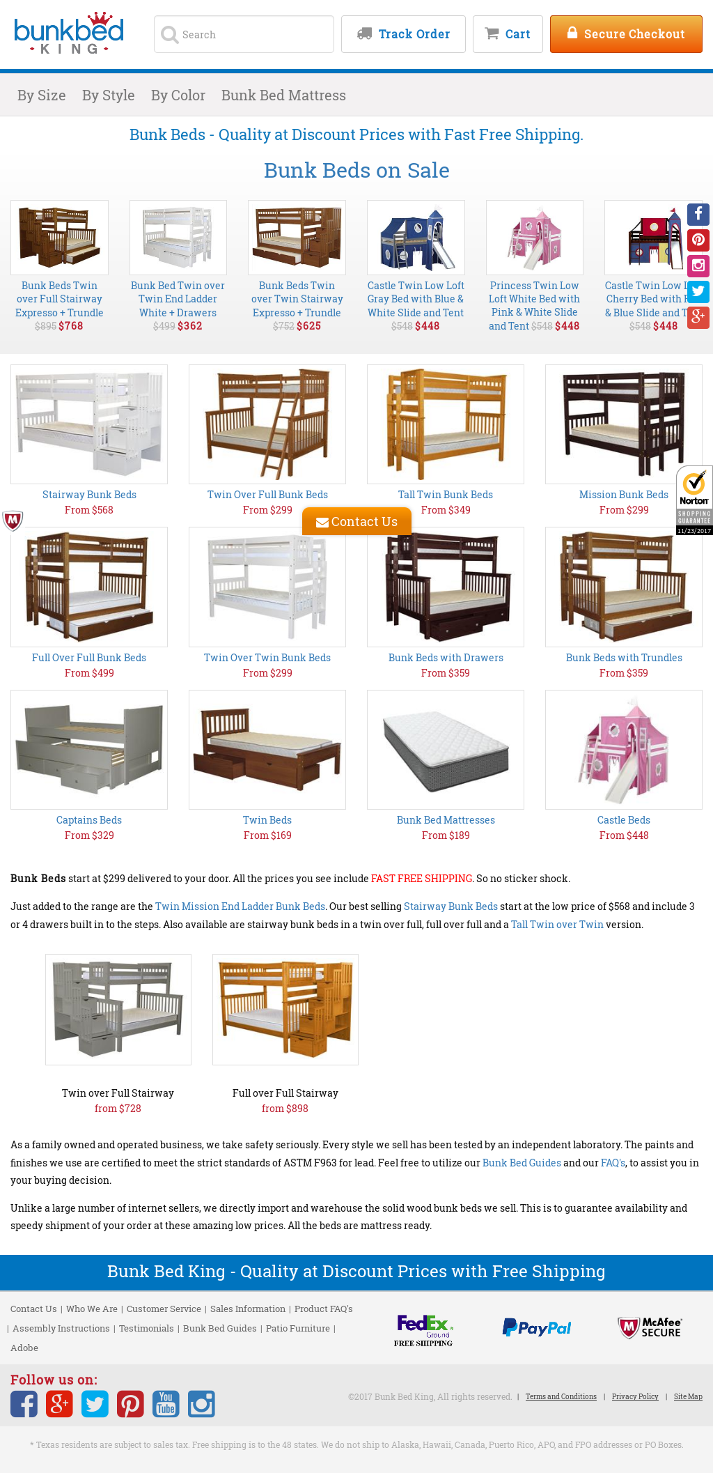 Bunk Bed King Competitors Revenue And Employees Owler Company Profile