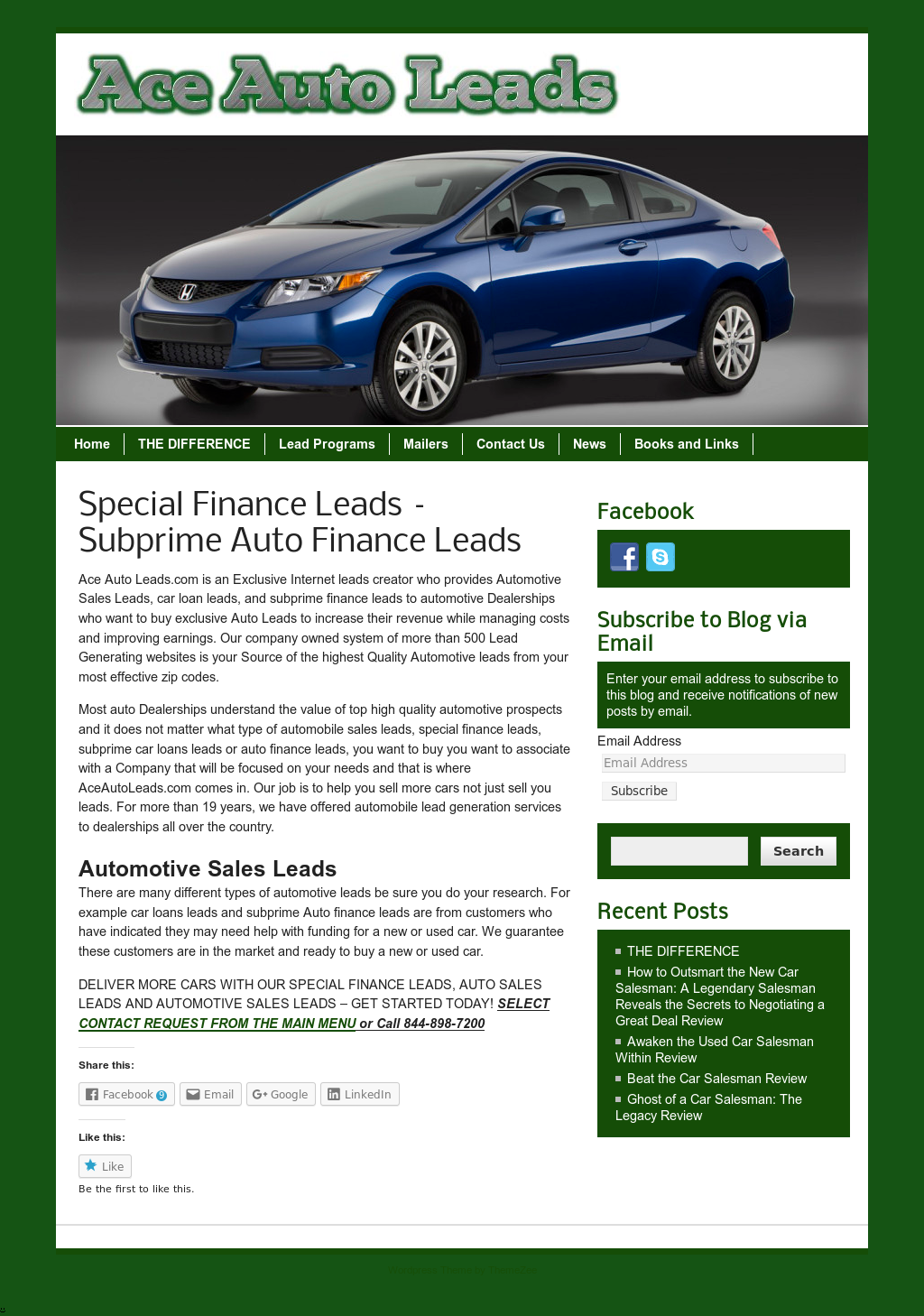 Ace Auto Sales >> Ace Auto Leads Competitors Revenue And Employees Owler