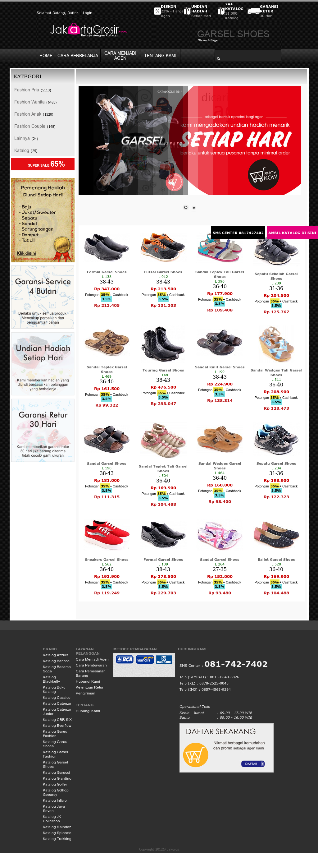 Garsel Shoes Competitors Revenue And Employees Owler Company Profile 009 Tas Anak Website History