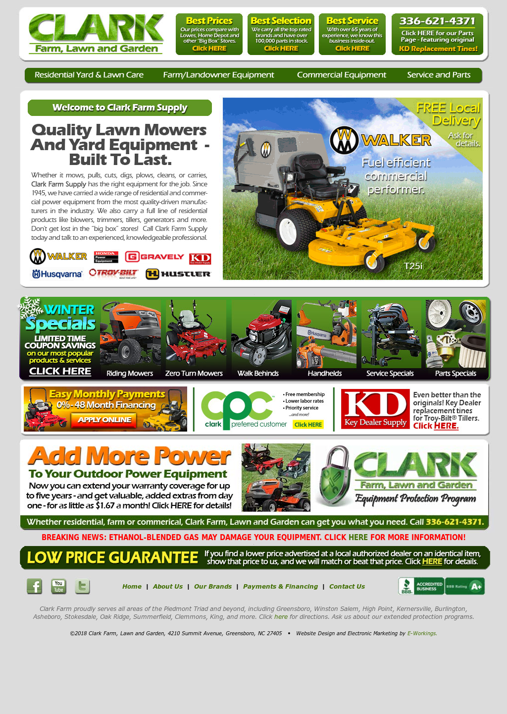 Clark Farm Supply Competitors, Revenue and Employees - Owler Company