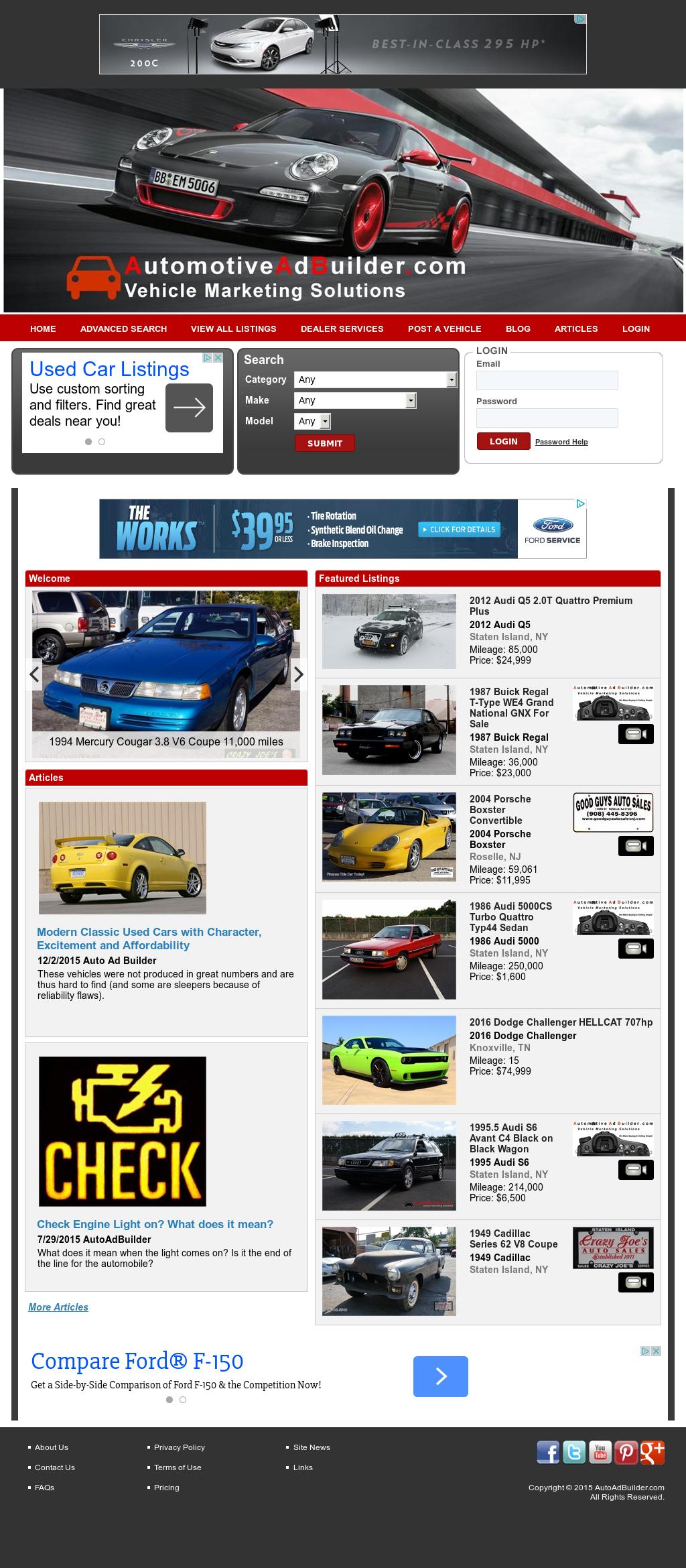 Automotiveadbuilder Competitors, Revenue and Employees