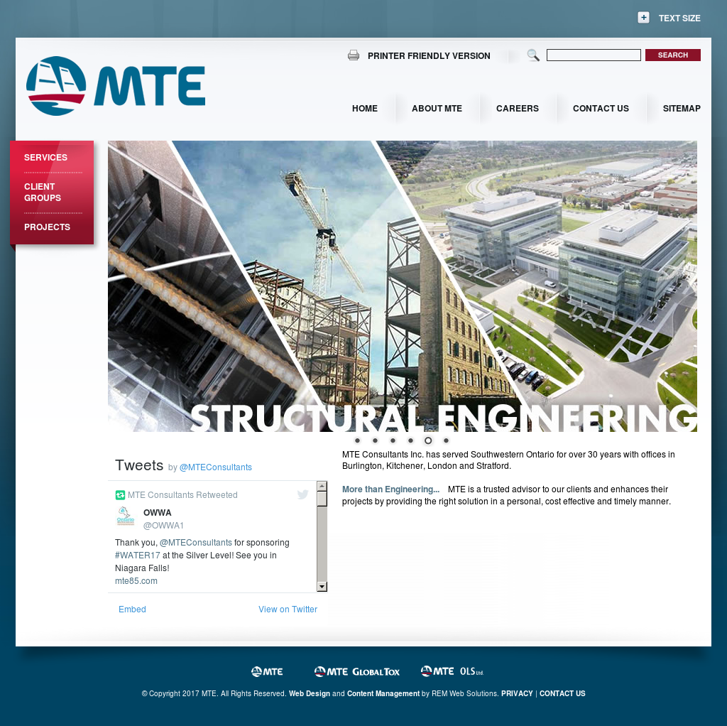 MTE Competitors, Revenue and Employees - Owler Company Profile
