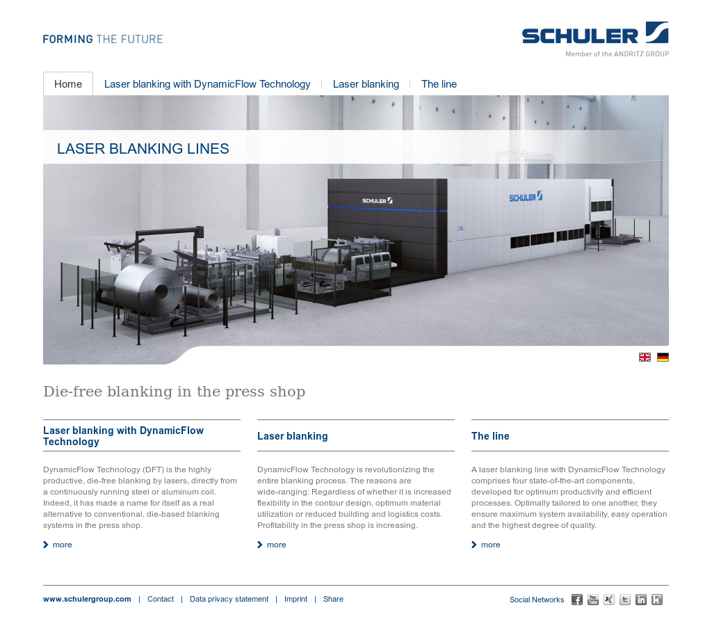 Schuler Group Competitors, Revenue and Employees - Owler Company Profile