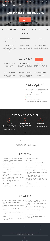 HyreCar Competitors, Revenue and Employees - Owler Company