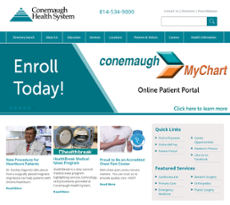 Conemaugh Health System Compeors Revenue And Employees Owler Company Profile
