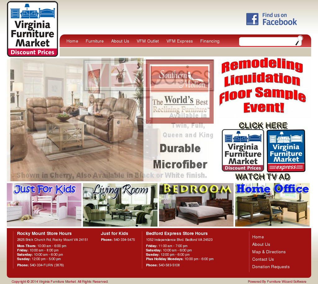 Virginia Furniture Market Competitors Revenue And Employees Owler