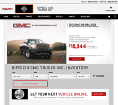 diprizio gmc trucks s competitors revenue number of employees funding acquisitions news owler company profile owler