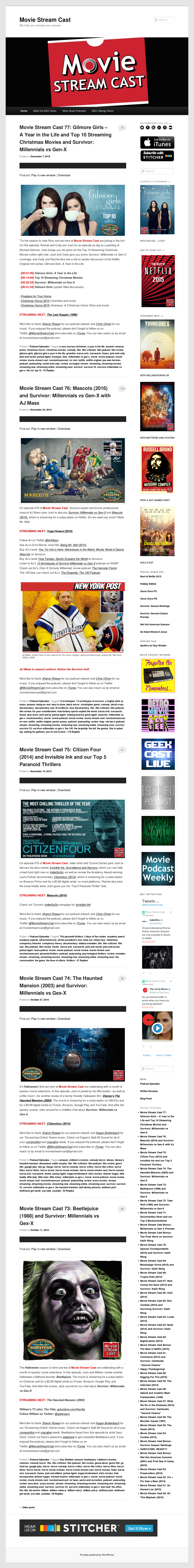 Movie Stream Cast Competitors, Revenue and Employees - Owler Company ...